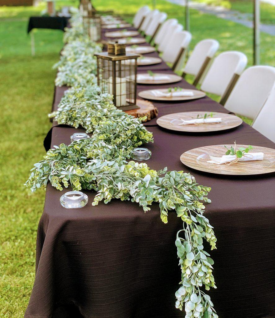outdoor head table 1